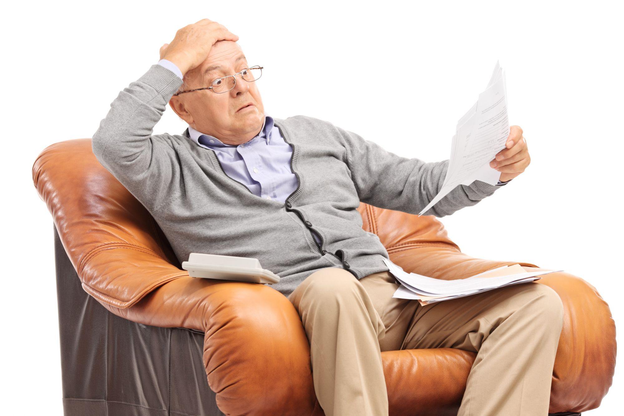 Rentner und Aktien ?